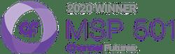 MSP 501 Winner 2020